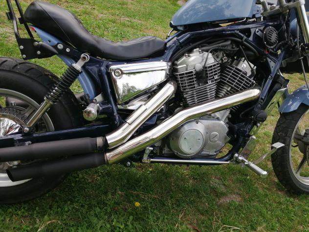 Honda shadow vt 1100