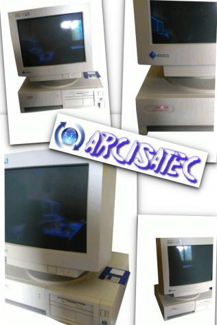 Pc hp deskpro 5100 windows 95, slot isa