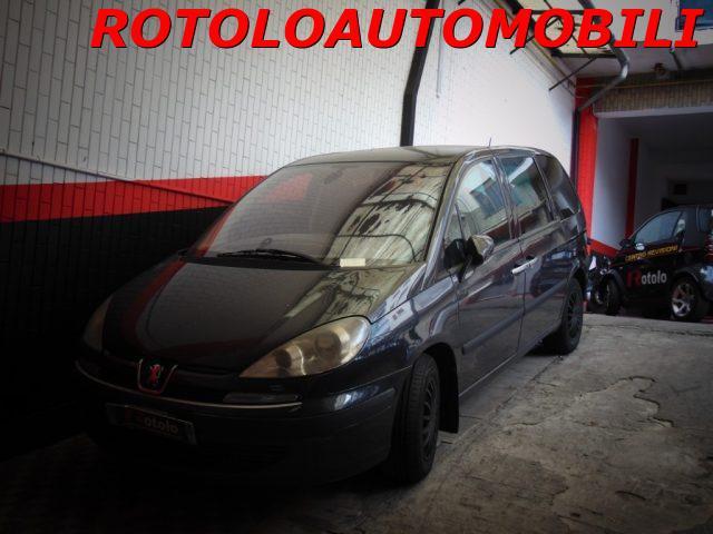 Peugeot 807 2.2 HDi FAP ST