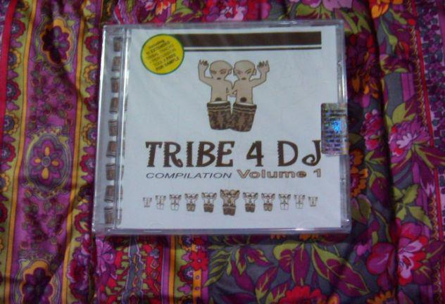 Tribe 4 dj compilation vol. 1 - cd sigillato