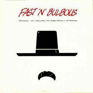 Cd fast'n'bulbous-a tribute to captain beefheart