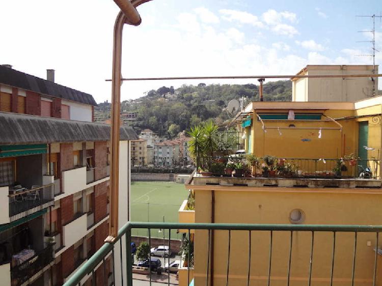 Appartamento - Quadrilocale a Centro, Rapallo