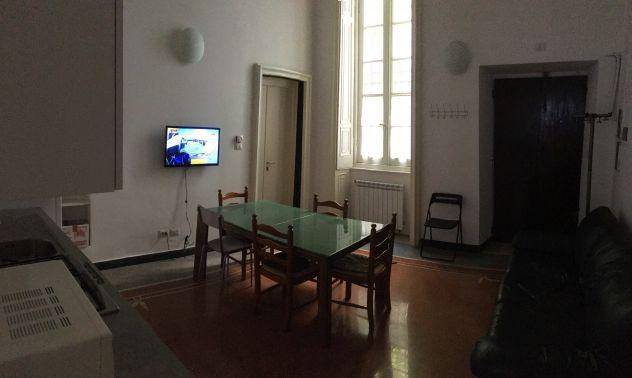 Camera doppia in via balbi solo a studentesse 250 a letto