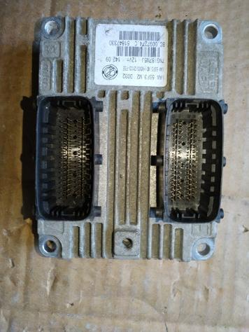 Centralina motore FIAT GRANDE PUNTO EVO 14 '09