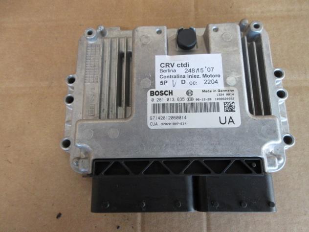 Centralina motore HONDA CRV 2.2 CTDI del 2007