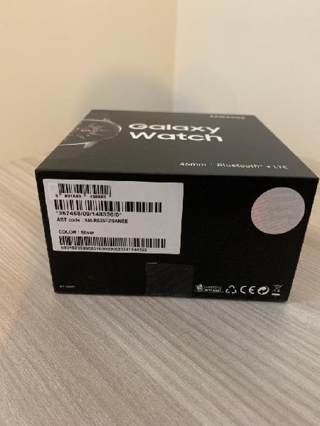 Galaxy watch più galaxy wireless charger duo