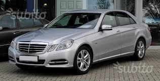 Mercedes classe e 2011 ricambi