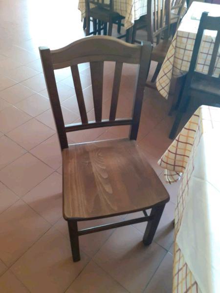 Sedie in Legno STOCK