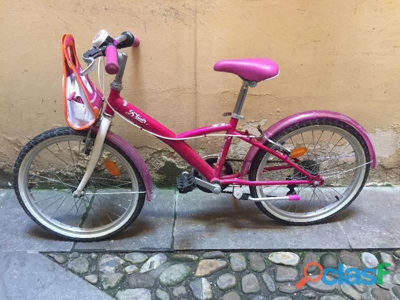Bicicletta Decathlon bimba