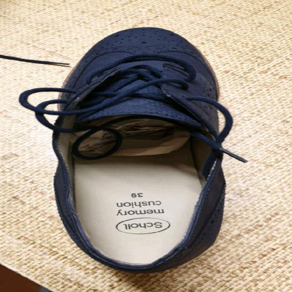 Scarpe donna camoscio blu 【 SCONTI Febbraio 】 | Clasf