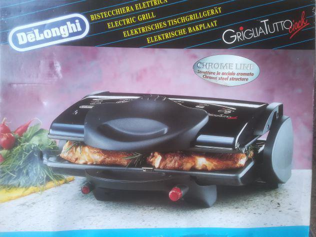 Bistecchiera griglia tutto de longhi
