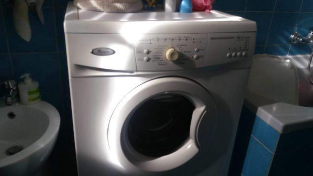 Lavatrice whirlpool 5kg