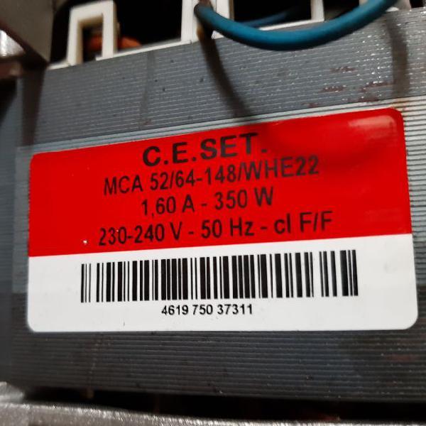 Motore lavatrice ignis mod. lei 1270