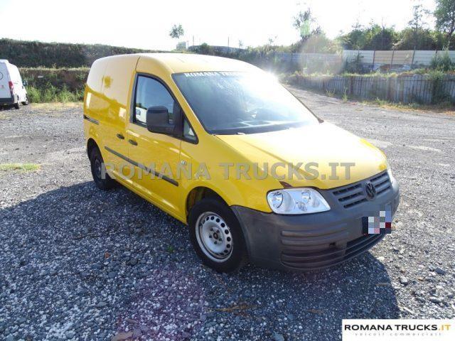 Volkswagen Caddy 2.0 Ecofuel BENZINA METANO PRONTA CONSEGNA