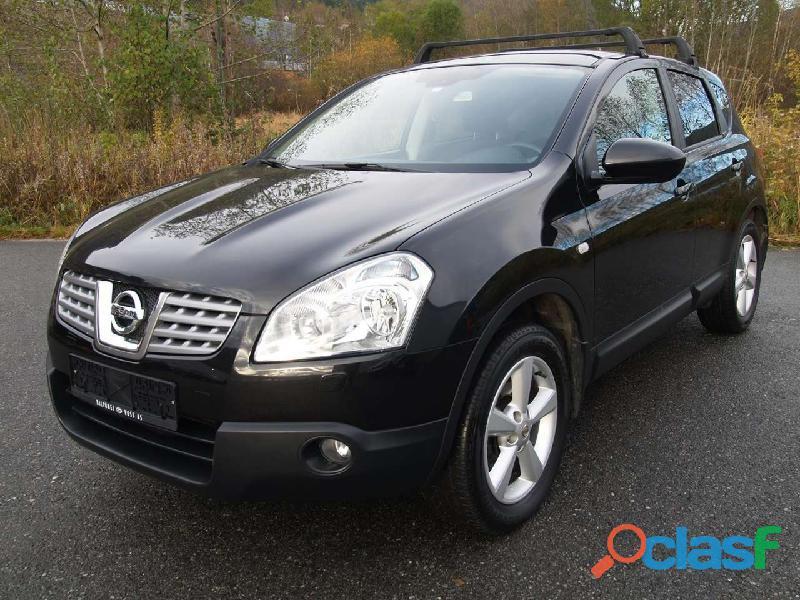Nissan qashqai 1.5 dci tekna 2009