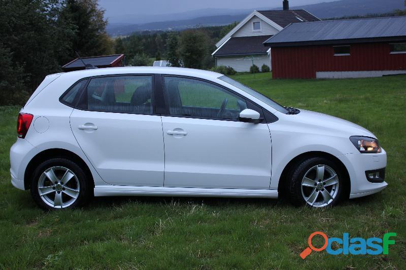 Volkswagen polo tdi bluemotion 2011, 65 710 km