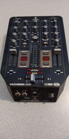 Mixer behringer pro mixer vmx200usb