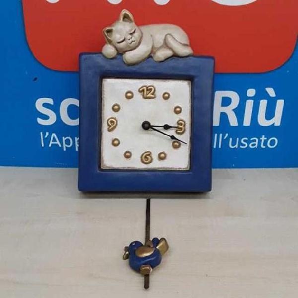 Orologio blu thun