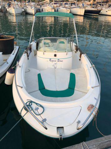 Vendita barca a motore