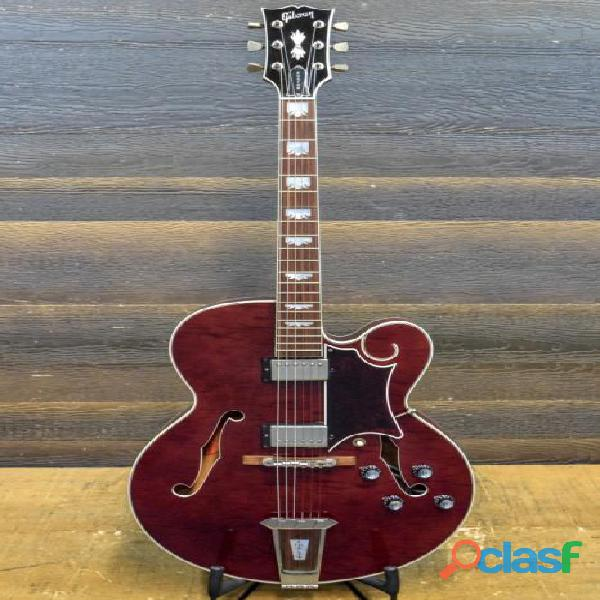 Chitarra elettrica gibson hollowbody sj200