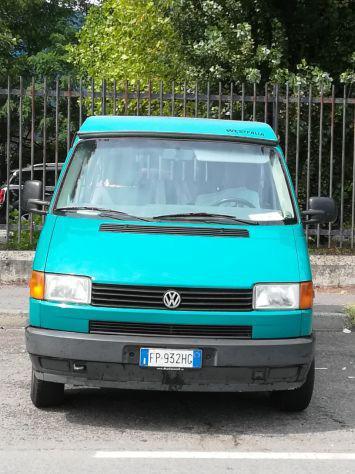 Camper westfalia t4 california coach