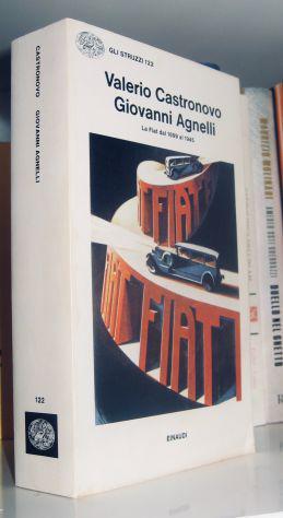 Giovanni agnelli - la fiat dal 1899 al 1945