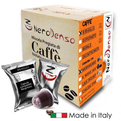 Nerodenso caffè capsule compatibili