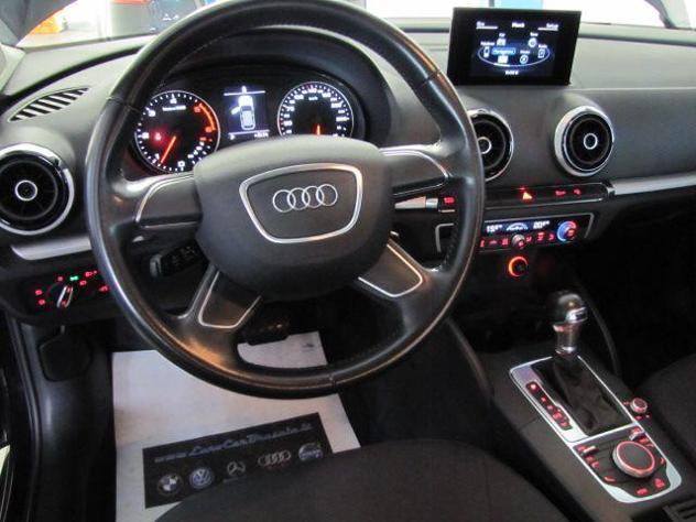 Audi a3 sportback 1.6 tdi clean diesel s tronic business
