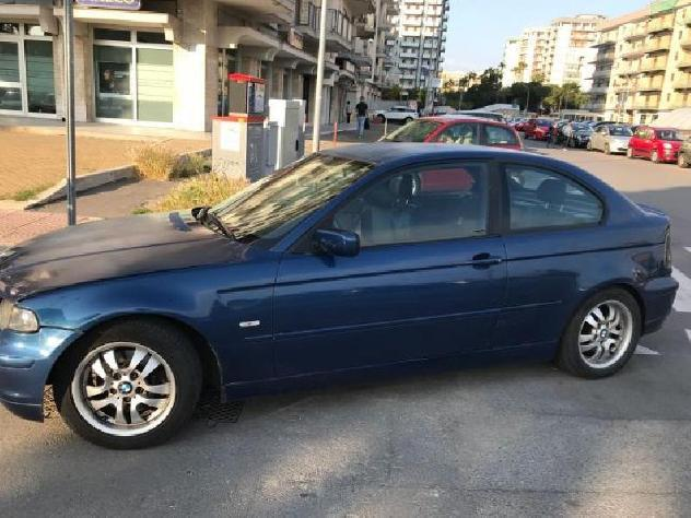 Bmw serie 3 320td compact city