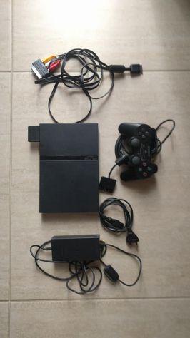 Playstation 2 funzionante completa di controller e memory