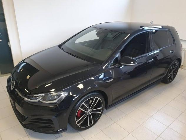 Volkswagen golf gtd 2.0 tdi dsg sport&style cockpit navi led
