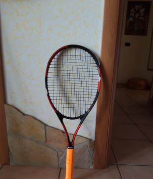 Racchetta da tennis head mx attitude elite