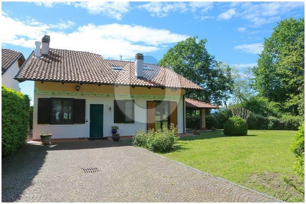 Rifzm650 - villa singola in vendita a pino torinese - pino