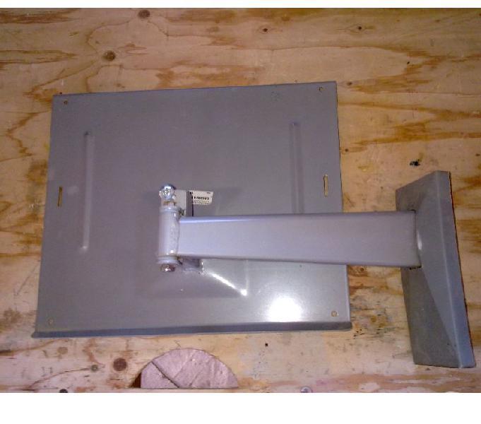 Per ambienti Regolabile Staffa a parete per la Sicurezza Luci-NUOVO