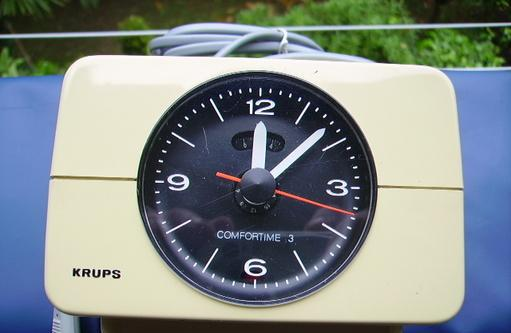 Vintage orologio krups montesilvano