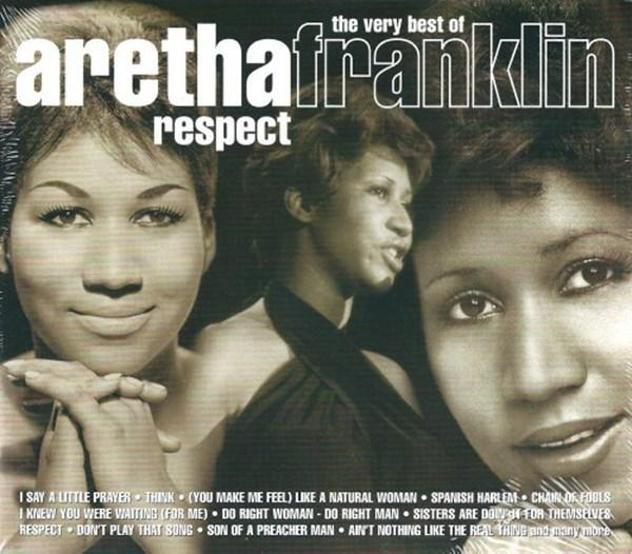 Aretha franklin - respect (the very best of aretha