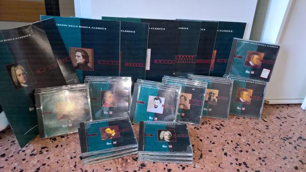 Collezione di musica classica originale hobby&work del 1994