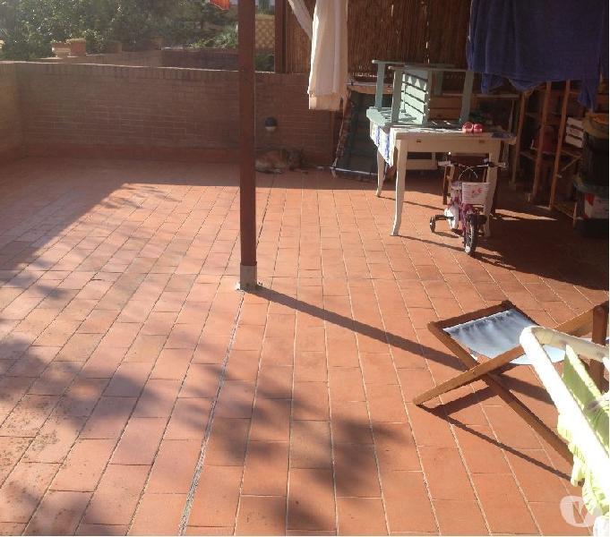 Pari al nuovo 2 camere giardino terrazza e garage