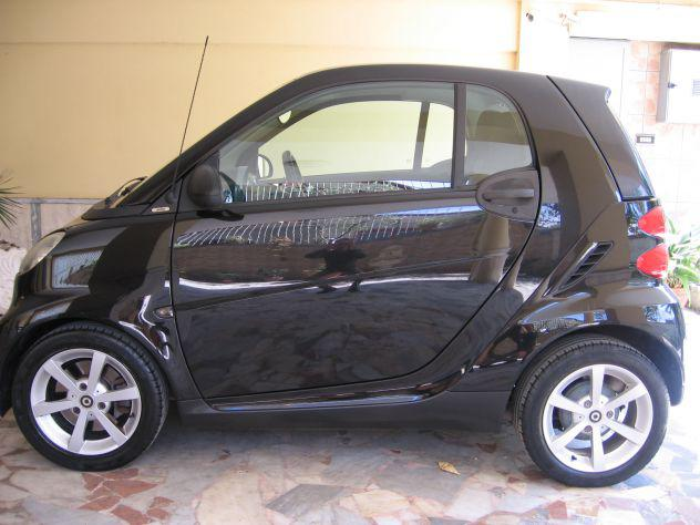 Smart fortwo 2a serie coupe' pulse turbo benzina 84 cv