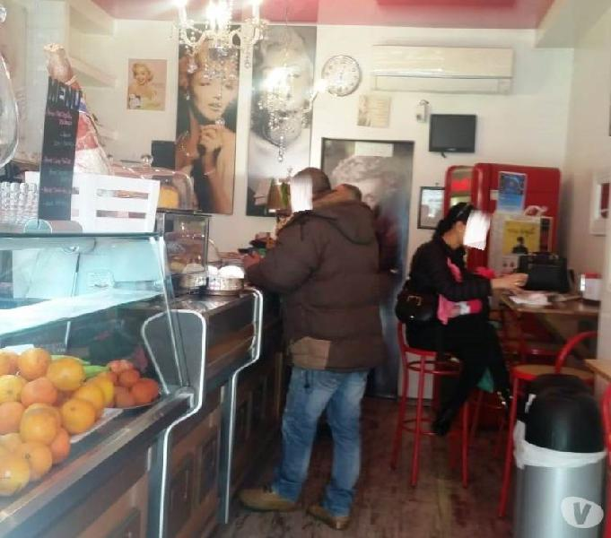 Bar gastronomia fredda zona gianicolense cedo in vendita