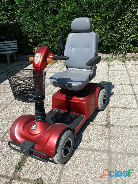 Scooter elettrico disabili funzionante ottime condizioni