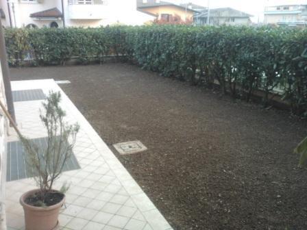 Bilocale arredato con giardino concesio bs