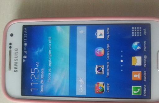 Samsung galaxy s4 mini montesilvano