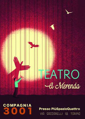 Teatro a merenda - corso di teatro per ragazzi 13-16 anni