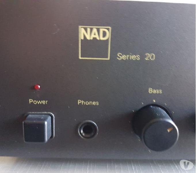 Amplificatore nad 3020 1 serie
