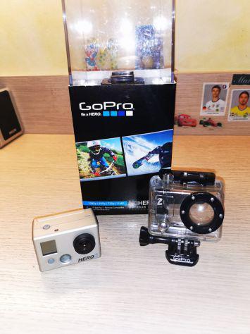 Gopro hero 2 hd con accessori