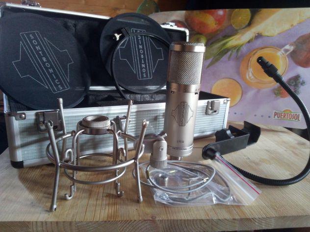 Microfono sontronics stc2 rec voce da studio - kit