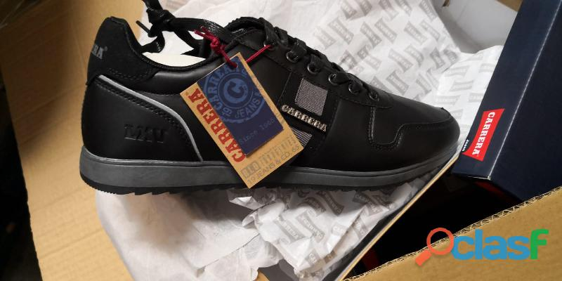 stock calzature uomo carrera