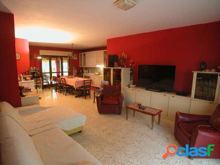 Appartamento di 60mq al piano terra con veranda