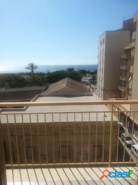 Affitto a Marsala Appartamento vuoto vista mare 1
